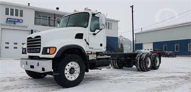 MACK GRANITE CV713 Heavy Duty Trucks Auction Results - 48
