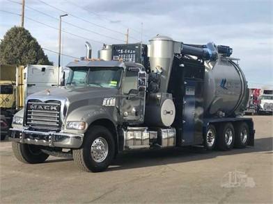 MACK GRANITE 64FR Heavy Duty Trucks For Sale - 316 Listings
