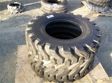 UNUSED (2) 12 5/80-18 TIRES  Other Auction Results - 2