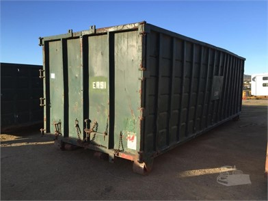 22' X 8' X 6 1/2' ROLL OFF BIN  Other Auction Results - 1