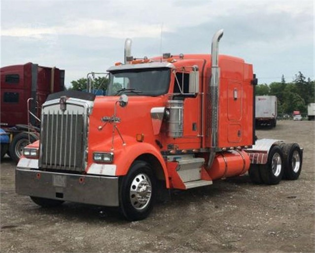 Canadian Cab Guelph >> 2002 Kenworth W900l For Sale In Guelph Ontario Canada
