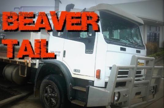 1997 International Acco 2350G 6x4|Beaver Tail