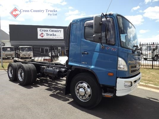 2009 Hino FM Cross Country Trucks Pty Ltd - Trucks for Sale