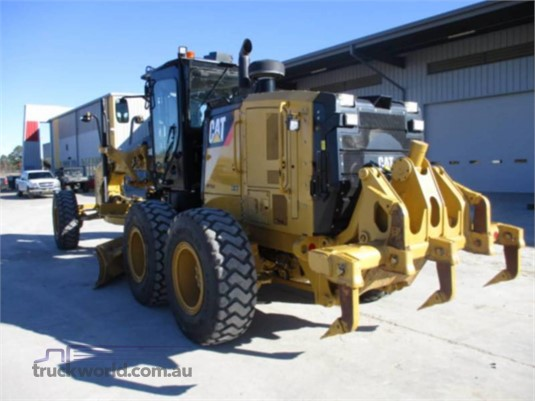 2013 Caterpillar 140M2 - Truckworld.com.au - Heavy Machinery for Sale