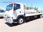 2012 Isuzu FTR 900 Long Premium AMT Table / Tray Top