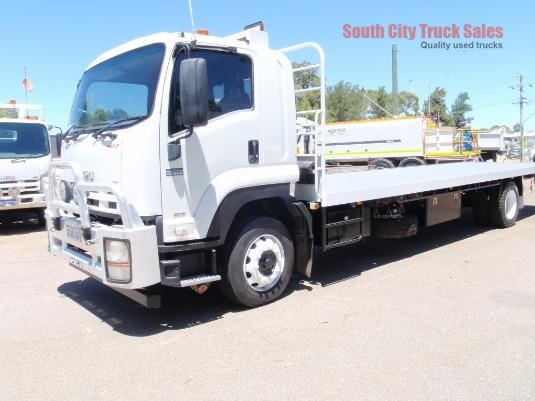 2012 Isuzu FTR 900 Long Premium AMT South City Truck Sales - Trucks for Sale