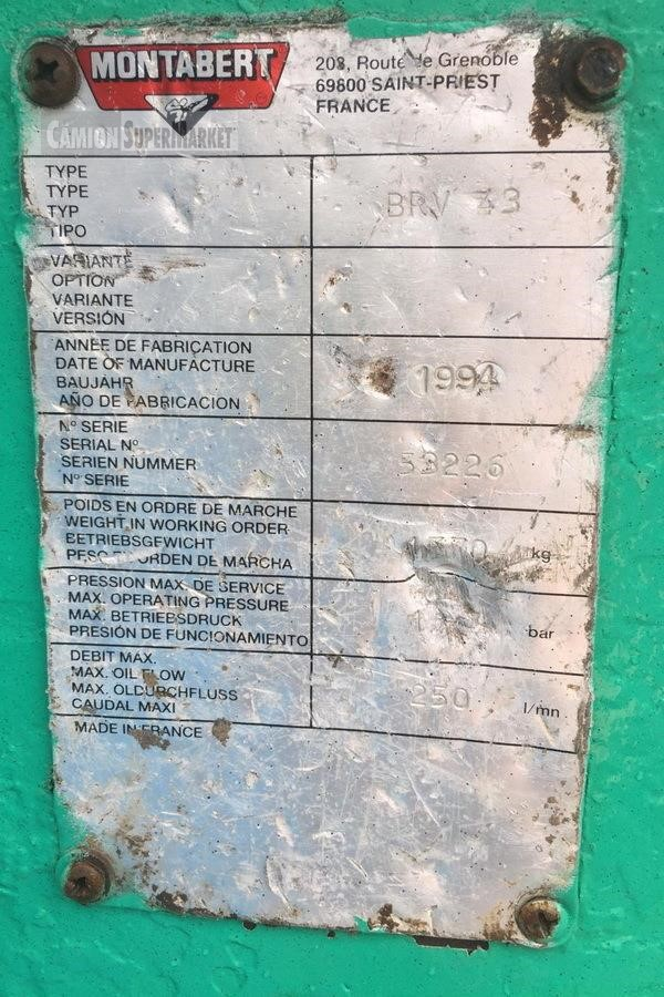 MONTABERT BRV43