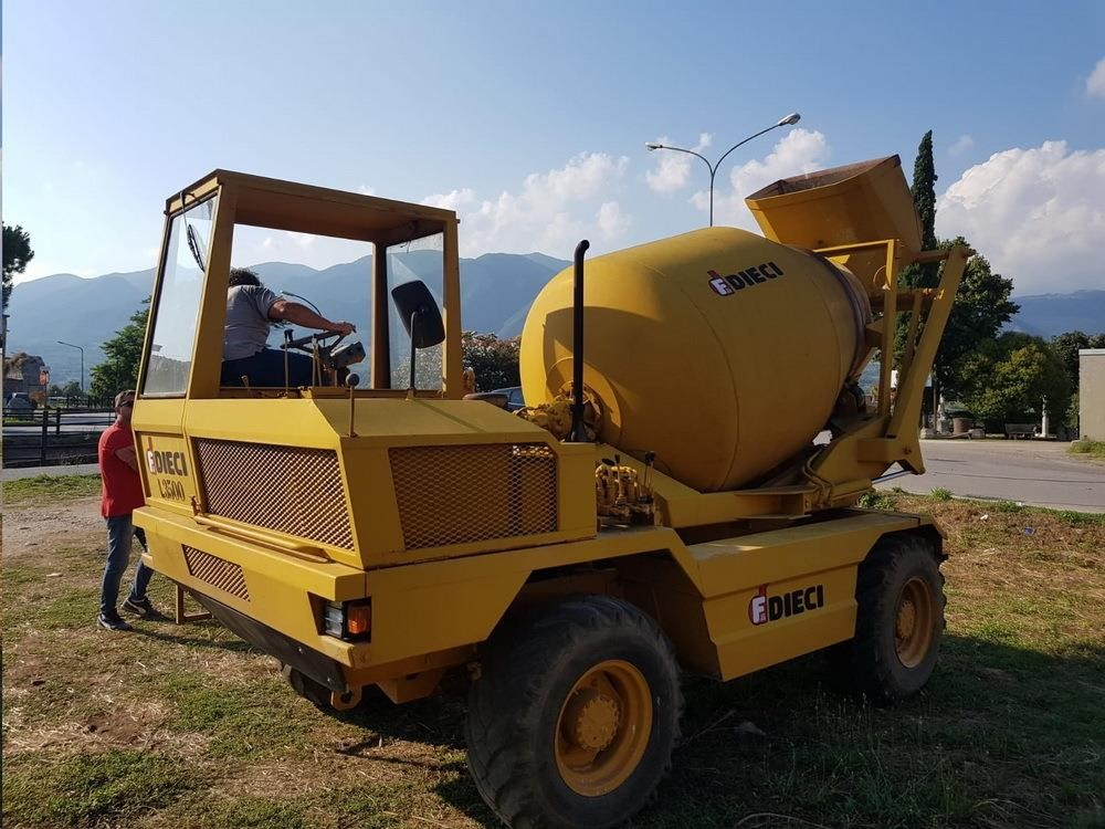 Dieci L3500 Usato