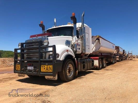 2017 Mack Titan Trucks for Sale
