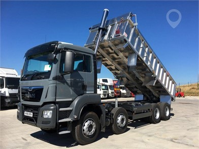 2020 MAN TGS35.420 at TruckLocator.ie