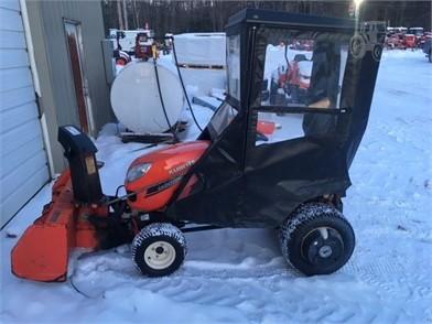 KUBOTA Farm Equipment Auction Results In Sharon Springs, New