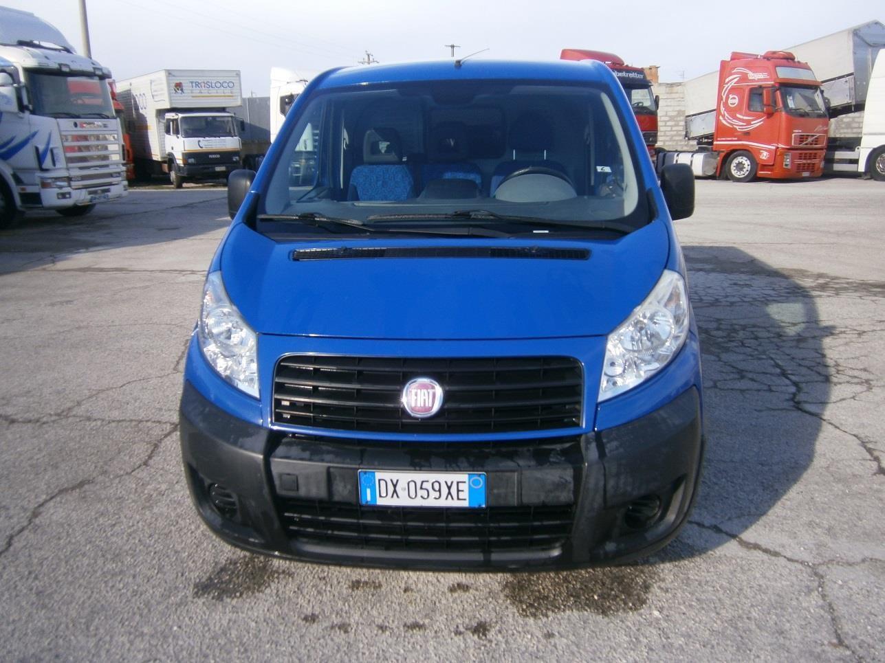 Fiat SCUDO #Used 2009 Puglia