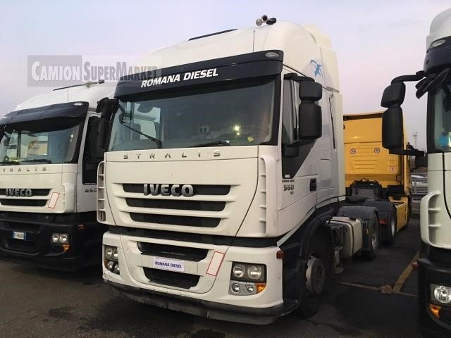 Iveco STRALIS 560 Second-hand