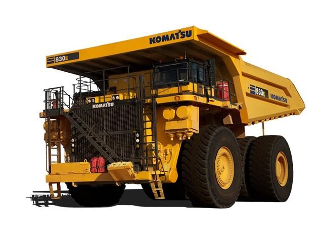 www dieselmachinery com | For Sale 2019 KOMATSU 830E-1AC