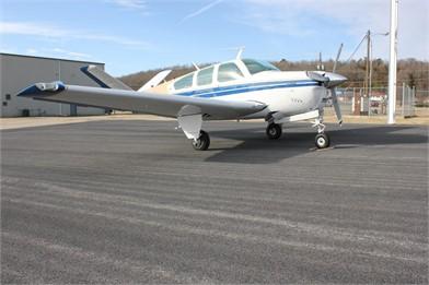 BEECHCRAFT 35 BONANZA Piston Single Aircraft For Sale - 38
