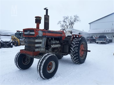 Massey-Ferguson 100 HP To 174 HP Tractors For Sale - 498 Listings