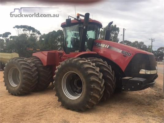 2011 Case Ih Steiger 600 HD - Farm Machinery for Sale