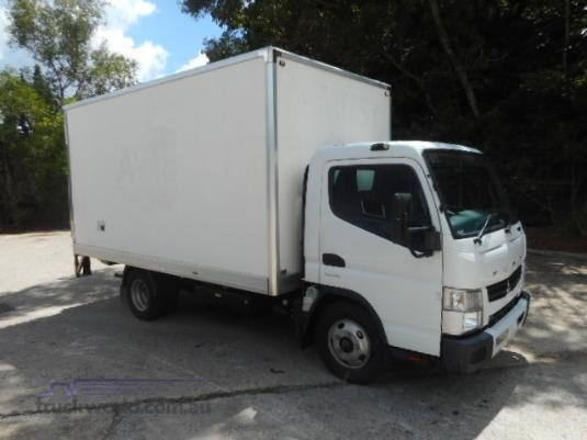 2015 Fuso Canter 615 AMT - Trucks for Sale