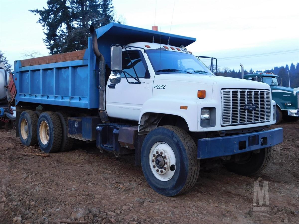 1994 CHEVROLET KODIAK C7500 For Sale In Wilsonville, Oregon