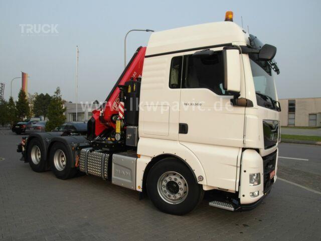 MAN TGX33.500BLS