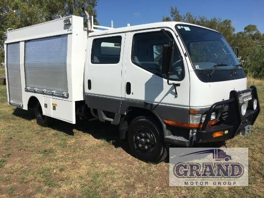 1996 Mitsubishi Canter 3.5 Crew Grand Motor Group - Trucks for Sale