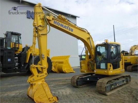 2015 Komatsu PC128USi-10 - Heavy Machinery for Sale