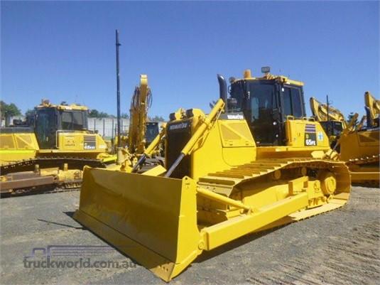 2016 Komatsu D65PX-16 - Heavy Machinery for Sale