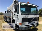 1996 Volvo FL7 Cab Chassis