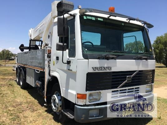 1996 Volvo FL7 Grand Motor Group - Trucks for Sale