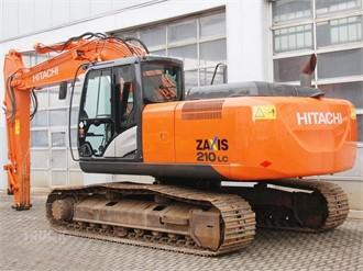 HITACHI ZX210 LC-5