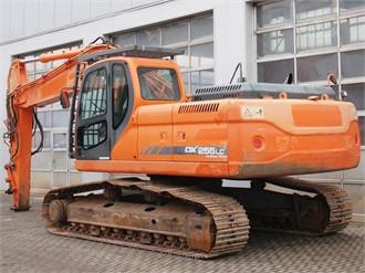 DOOSAN DX255 LC
