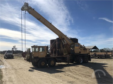 Telescopic Boom Truck Cranes Auction Results - 20 Listings