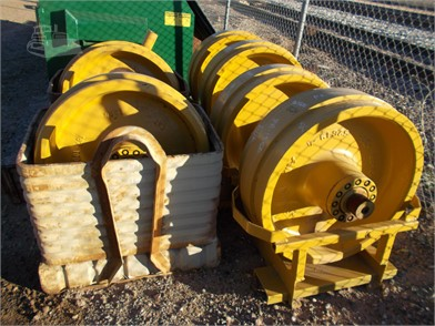 CATERPILLAR Undercarriage, Idlers For Sale - 20 Listings
