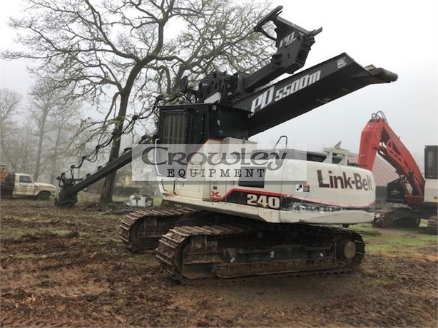 LINK-BELT Delimbers Logging Equipment For Sale - 21 Listings