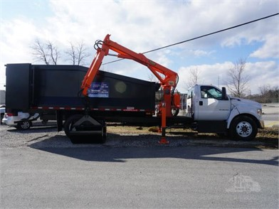 Grapple Trucks For Sale In Maryland - 2 Listings