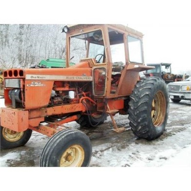 Farm Equipment Dismantled Machines By All States Ag Parts