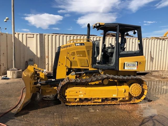2015 Cat D4k Xl For Sale In Albuquerque New Mexico Www