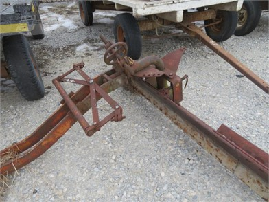 ALLIS-CHALMERS SNAP COUPLE REAR BLADE Auktionsergebnisse - 1 ... on