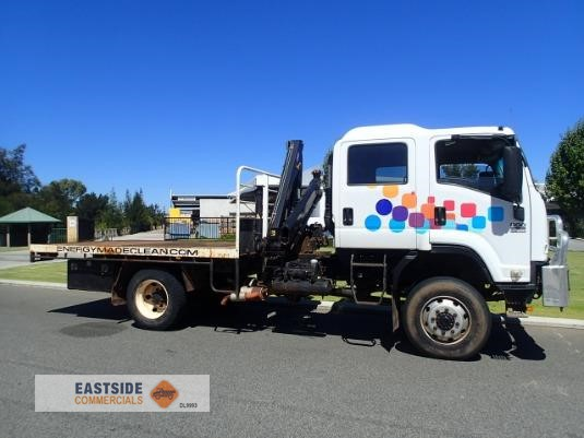 2008 Isuzu FTS 800 4x4 Eastside Commercials - Trucks for Sale