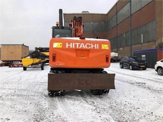HITACHI ZX140W-3