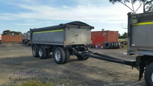 2008 Northern Trailers Super Dog Tipper - Trailers for Sale
