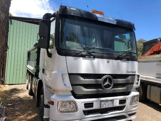 2012 Mercedes Benz Actros 2644 - Trucks for Sale