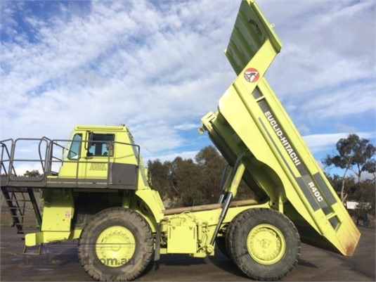 1999 Euclid R40C Heavy Machinery for Sale