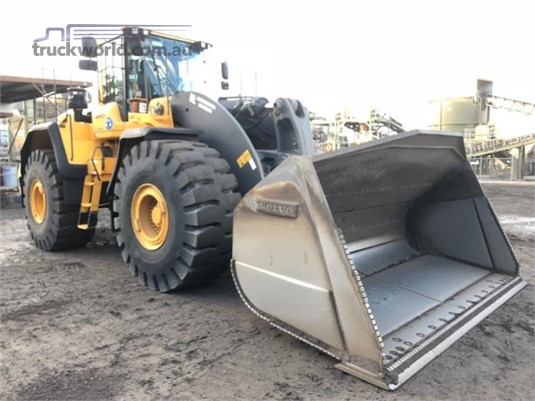 2015 Volvo L250G Heavy Machinery for Sale
