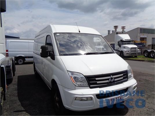 2013 Ldv V80 Cargo Van Iveco Trucks Brisbane - Light Commercial for Sale