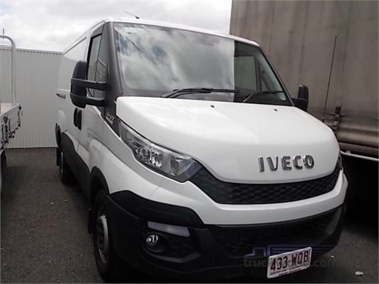 2016 Iveco Daily 35s17 - Truckworld.com.au - Light Commercial for Sale