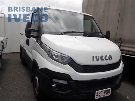 2016 Iveco Daily 35s17 Iveco Trucks Brisbane - Light Commercial for Sale