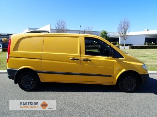 2008 Mercedes Benz Vito 109 Compact Eastside Commercials - Light Commercial for Sale