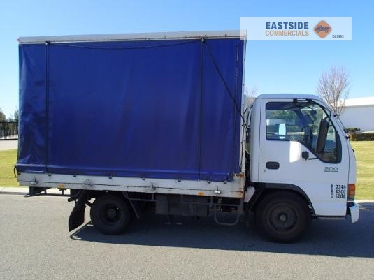 1999 Isuzu NKR 200 Flat Low Eastside Commercials - Trucks for Sale