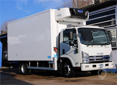 d8065a6274 Used ISUZU Refrigerated Trucks for sale in the United Kingdom - 5 ...